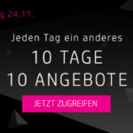 10 Tage 10 Angebote: Jeden Tag ein anderes Top-Angebot bei HP