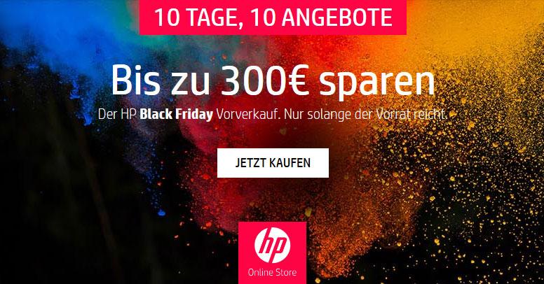 HP 10 Tage, 10 Angebote