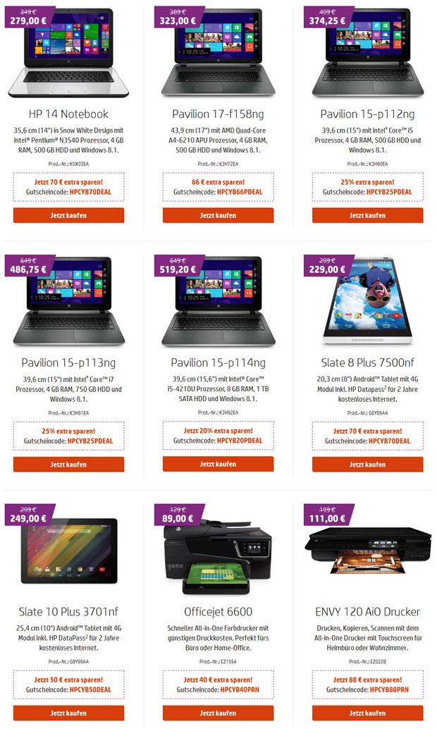 HP-Cyber-Weekend-2014-Angebote