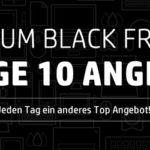 Bis zum Black Friday: 10 Tage 10 Angebote im HP Online Store