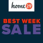 Home24 Best Week Sale: Deine Chance auf Möbel mit bis zu 60% Rabatt