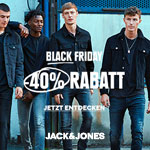 Jack & Jones Black Friday 2018: PRE-ACCESS für Customer Club Mitglieder
