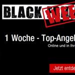Black Week bei GALERIA Kaufhof:  12 Top-Angebote – 1 Woche lang!