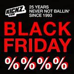 KICKZ Black Friday 2018: 30% auf das gesamte Sortiment