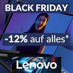 BLACK FRIDAY bei Lenovo: mindestens -12% auf alles und bis zu% auf Mega Deals sparen.