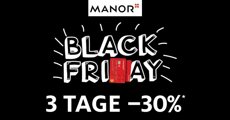 Manor Black Friday 2020