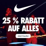 Sicher dir 25% Black Friday Rabatt auf ALLES im NIKE Online Store