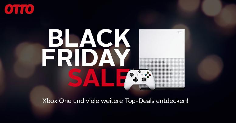 Xbox Black Friday Angebote 2019 bei OTTO