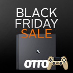 PlayStation Black Friday Angebote 2020 bei OTTO