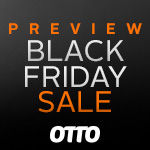 OTTO Black Friday 2020 Preview: Bereits jetzt erste Deals verfügbar