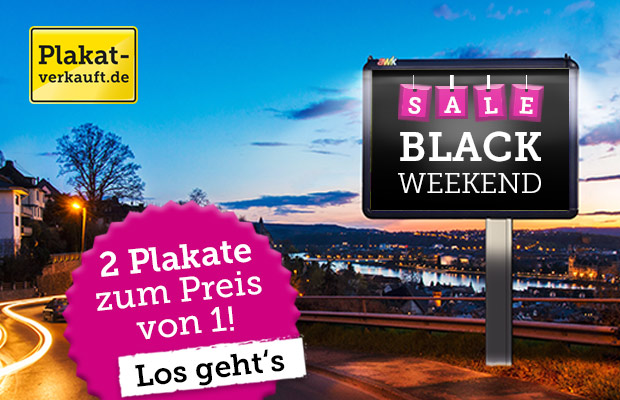 die plattform plakat schenkt dir zum black friday ein plakat black. Black Bedroom Furniture Sets. Home Design Ideas