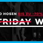 Black Weekend bei Planet Sports: Jacken und Hosen bis zu -70% reduziert!