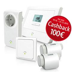 ab sofort 100 euro cashback aktion bei rwe smarthome black. Black Bedroom Furniture Sets. Home Design Ideas