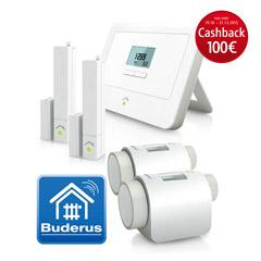RWE SmartHome Buderus Paket