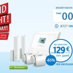 RWE SmartHome gestartet: Bis zu 65% Rabatt auf Einsteiger- und Aufrüstpakete!