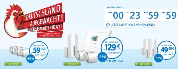 RWE-SmartFriday-2013 gestartet