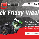 Die redcoon Black Friday Week 2015 (Aktualisiert)