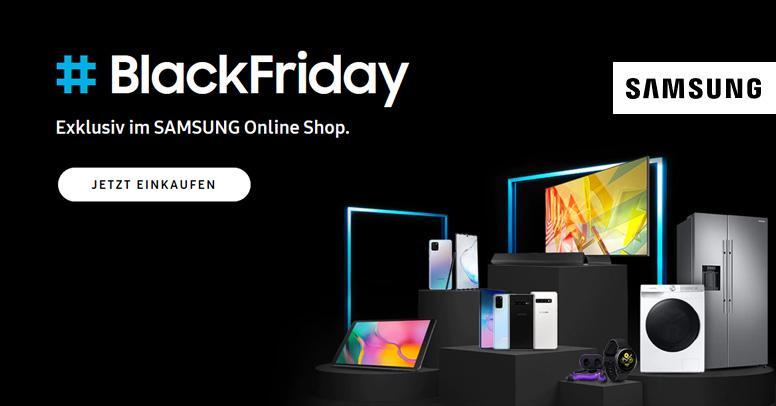 Samsung Black Friday 2020