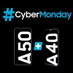 #CyberMonday bei SAMSUNG: Jetzt Galaxy A50 kaufen und Galaxy A40 gratis dazu erhalten!