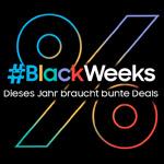SAMSUNG #BlackWeeks: Dieses Jahr braucht bunte Deals