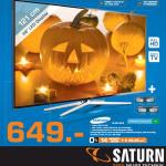 Halloween Special im aktuellen Saturn Prospekt
