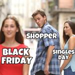 Singles Day vs. Black Friday: Die deutschen Kunden haben einen klaren Favoriten!