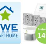SmartHome Crazy-Deal: Rollladensteuerung (inkl. Zentrale) 149 Euro günstiger