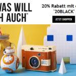 20 Prozent Rabatt auf ALLES bei Sowaswillichauch.de