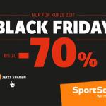 Spare bei SportScheck bis zu 70% auf ausgewählte Lifestyle- und Winterbekleidung