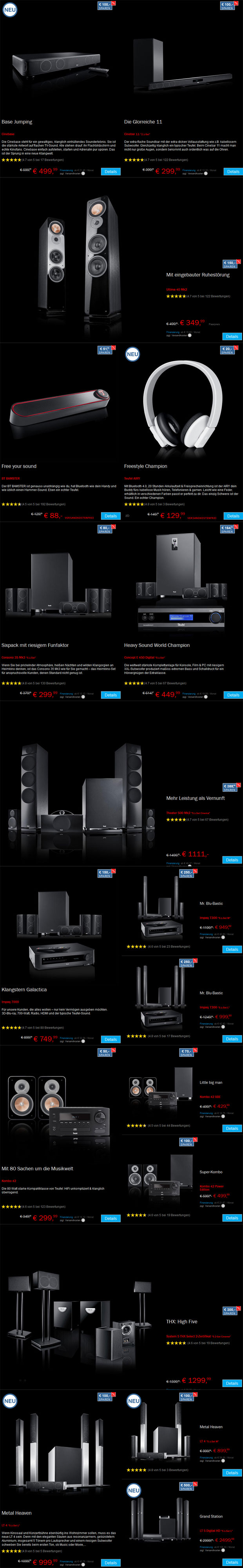 Teufel-Black-Friday-2014-Produkte