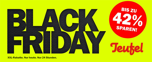 black friday 2016 bei teufel xxl rabatte nur heute nur 24 stunden black. Black Bedroom Furniture Sets. Home Design Ideas
