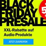 Teufel Black-Friday-Presale – Schon jetzt bis zu 50 Prozent sparen