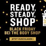 Nochmal 30% bei The Body Shop: Online und Offline in allen teilnehmenden Geschäften