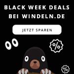 Augen auf beim Schnäppchenkauf: Black Week Deals bei Windeln.de