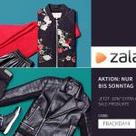Black Friday bei Zalando: Bis Sonntag -10%* Extra auf alle Sale-Produkte!