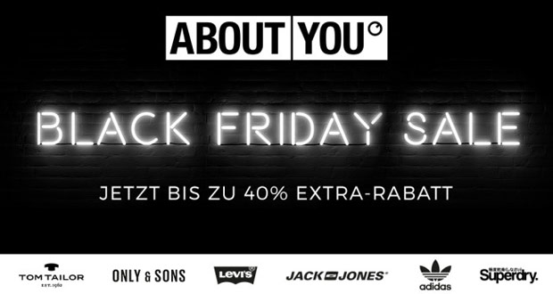 About You Black Friday 2017