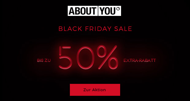 Aout You Black Friday 2018