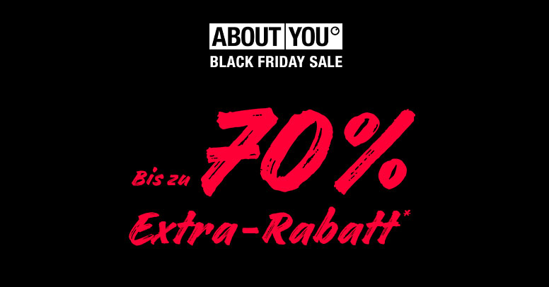 About You Black Friday 2019
