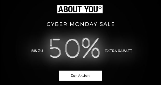 About You Cyber Monday 2018