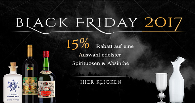 Absinthes.com Black Friday 2017