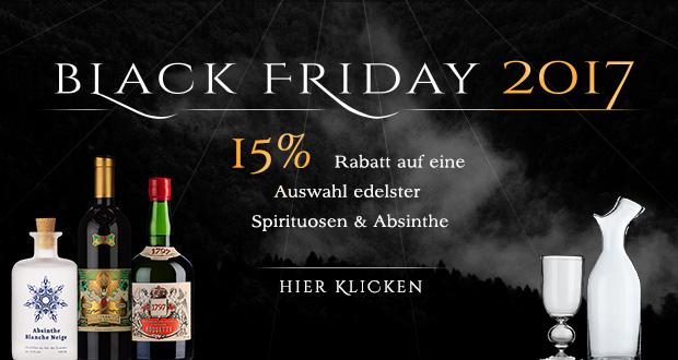 Absinthes.com Black Friday 2017
