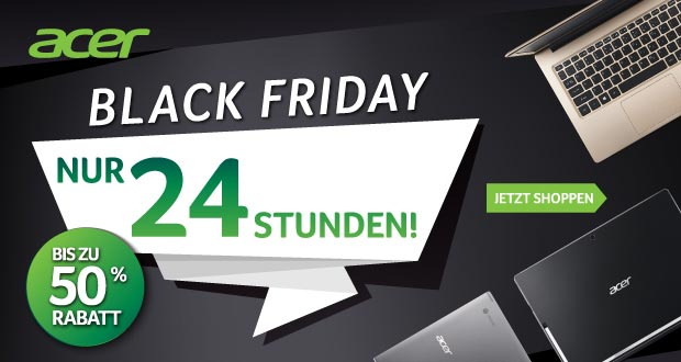 Acer Black Friday 2018