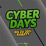 Cyber Days bei Acer: Spare jetzt bis zu 20% auf ausgewählte Notebooks, PCs und mehr