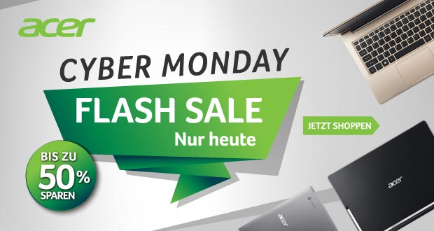Acer Cyber Monday 2018