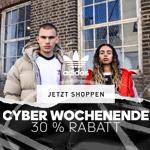 Langes Cyber Wochenende bei adidas: Jetzt shoppen und 30% sparen!