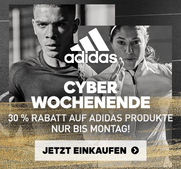 adidas Cyber Weekend 2017