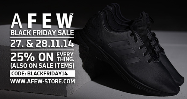 Afew Black Friday 2014