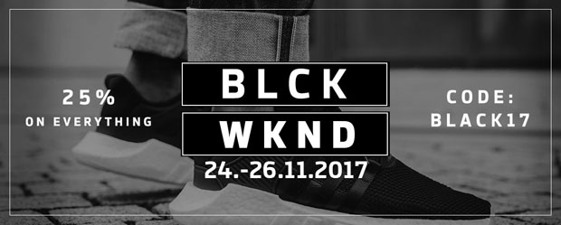 Afew Black Weekend 2017