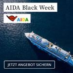 AIDA Black Week 2020: All-inclusive-Paket geschenkt dazu