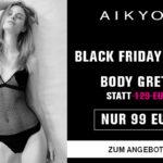 Stylish, sexy, feminin – Sicher dir jetzt den brandneuen Body GRETA von AIKYOU